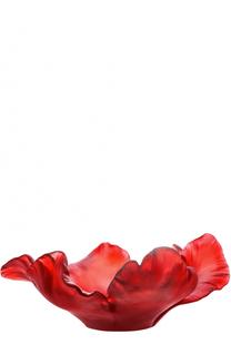 Ваза для фруктов Tulip medium Daum