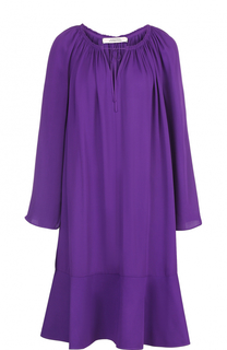 Платье-миди свободного кроя на кулиске Dorothee Schumacher