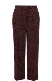 Кружевные укороченные брюки со стрелками Dorothee Schumacher