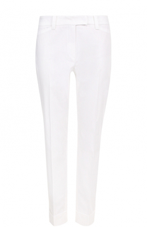 Укороченные брюки с отворотами и стрелками Windsor