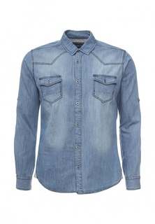 Рубашка джинсовая Frank NY