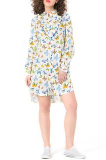 Рубашка-платье Butterfly YULIASWAY