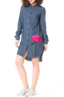 Рубашка-платье Peony YULIASWAY