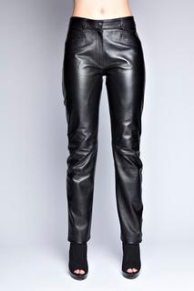 Кожаные брюки Giorgio
