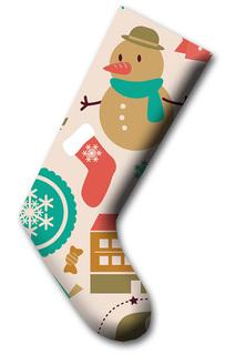 рождественский носок CHRISTMAS - DECORATION