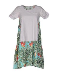 Короткое платье Aglini