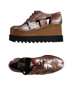 Обувь на шнурках LE Stelle