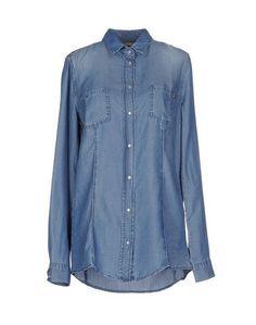 Джинсовая рубашка Patrizia Pepe
