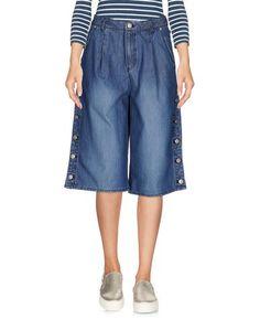 Джинсовые брюки-капри Sjyp