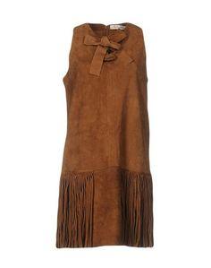 Короткое платье Yves Salomon