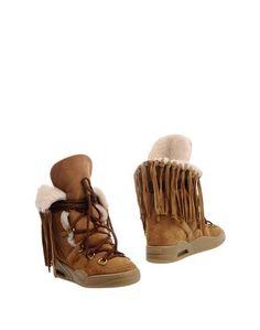 Полусапоги и высокие ботинки Serafini