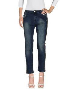 Джинсовые брюки Anna Rachele Jeans Collection