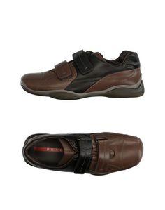 Низкие кеды и кроссовки Prada Sport