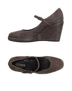 Туфли Allison