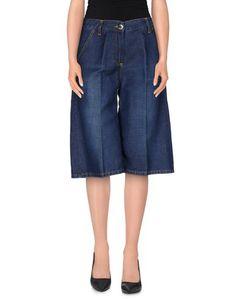 Джинсовые брюки-капри Siste S
