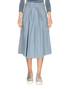 Джинсовая юбка Ulla Johnson