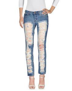 Джинсовые брюки Aishha