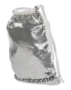 Рюкзаки и сумки на пояс Paco Rabanne