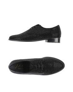 Обувь на шнурках Lola Cruz