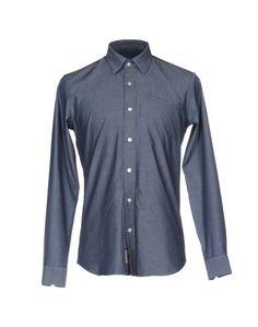 Джинсовая рубашка Galvanni