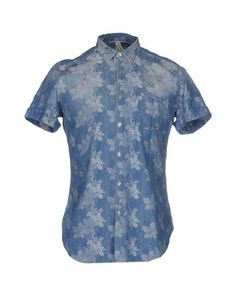 Джинсовая рубашка DNL
