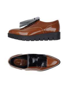 Обувь на шнурках I Blues