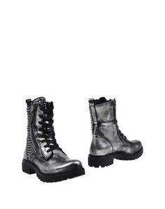 Полусапоги и высокие ботинки Alberto Venturini