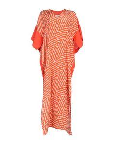 Длинное платье Nude