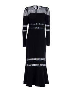 Длинное платье Nicole Miller