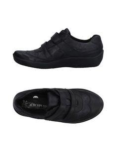 Низкие кеды и кроссовки Arcopedico