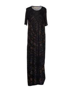 Длинное платье Raquel Allegra