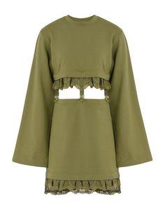 Короткое платье Rihanna x Puma