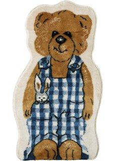 Коврик для ванной Медвежонок Тедди (коричневый) Bonprix
