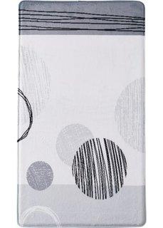Коврик для ванной Мари из пены-мемори (серый) Bonprix