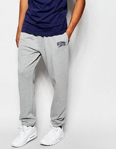 Спортивные штаны с логотипом Billionaire Boys Club - Серый