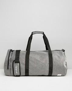 Серая сумка Spiral - Серый