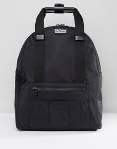 Нейлоновый рюкзак Dr Martens - Черный