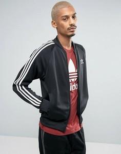 Черная спортивная куртка adidas Originals BK5921 - Черный