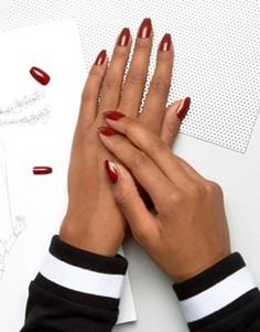 Накладные ногти Elegant Touch - Бежевый