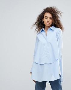 Рубашка Gestuz Ira - Синий
