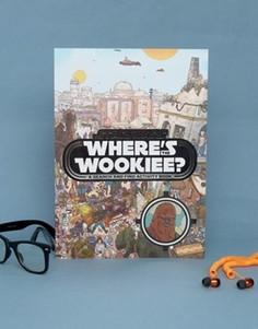 Книга Star Wars Wheres Wookiee - Мульти Books