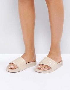 Телесные сандалии Slydes Port - Бежевый