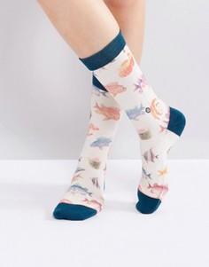 Носки с отделкой Stance - Мульти