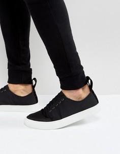 Черные нейлоновые кроссовки Blood Brother - Черный
