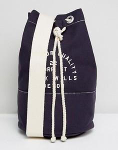 Пляжная сумка дафл Jack Wills - Темно-синий