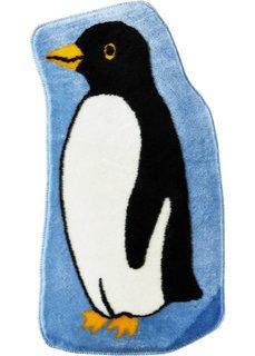 Коврик для ванной Пингвин (черный/белый) Bonprix
