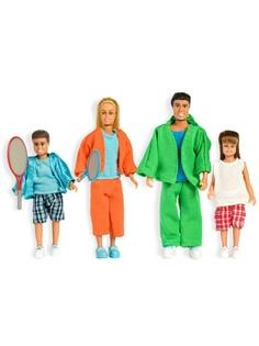 Куклы Lundby