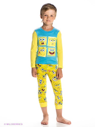 Пижамы Nickelodeon