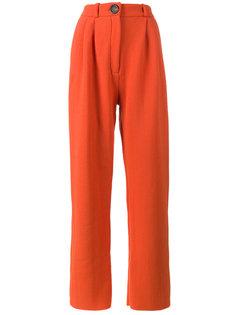 широкие брюки с завышенной талией A.W.A.K.E. Awake