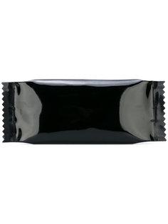 клатч с ребристой отделкой Mm6 Maison Margiela